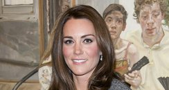 Kate Middleton Lucien Freud National Portrait Gall