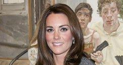 Kate Middleton Lucien Freud National Portrait Gall