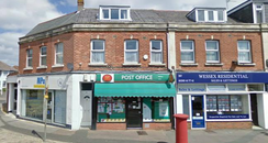 Tuckton Post Office