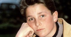 christian bale as a kid