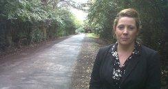 DCI Rachel Farrell in Chilworth Grove