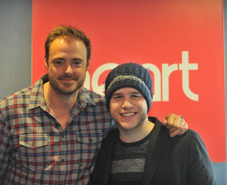 Olly Murs & Jamie Theakston