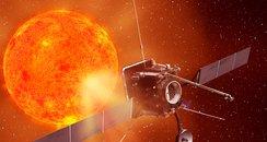 Solar Orbiter- Photo From Astrium