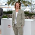 Bad Pitt at Cannes Film Festival