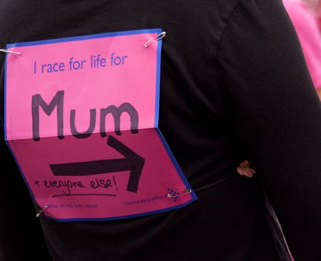 Race for Life Norwich Sunday Part 1)