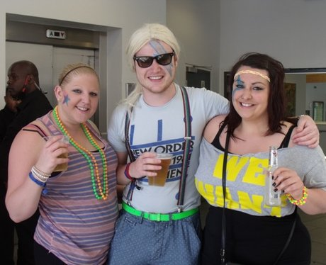 The Ultimate 80s Festival 2012