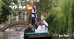 Torch Relay: Cambridge