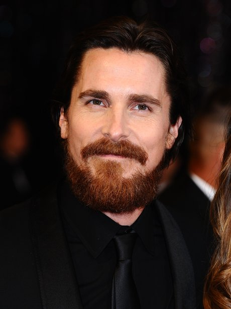 Christian Bale With A Beard Changing Styles Christian