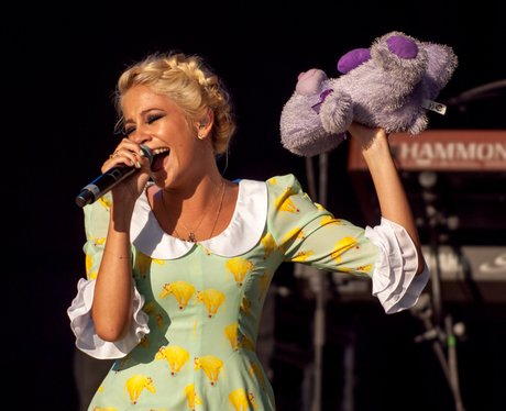 Pixie Lott live at Access All Eirias