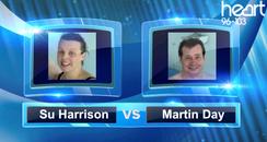 Martin Vs Su in the Pool Bombing Championships