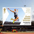 Greg Rutherford stamp