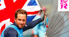Ben Ainslie will officially open the show