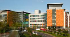 QA Hospital, Cosham