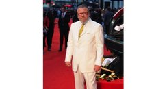 Ray Winstone at The Sweeney premiere