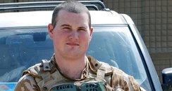 The father of LCpl Kirk Redpath say he is ready for a long fight