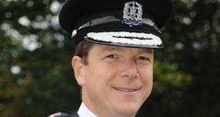 Hampshire Chief Constable Alex Marshall