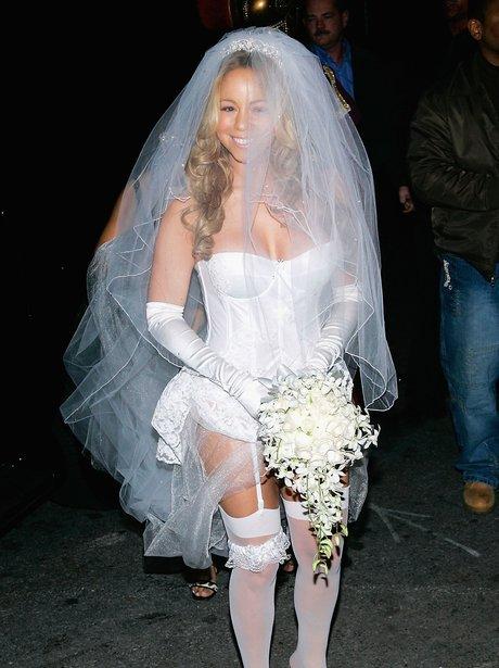 Mariah Carey Celebrities Halloween Costumes Heart