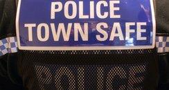 Police Town Safe Ipswich