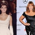 Raquel Welch then and now