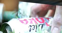 JK's Diet Coke ad