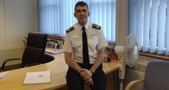 Hampshire Chief Constable Andy Marsh