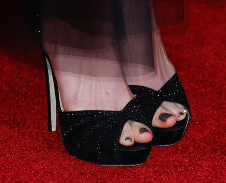 award season shoes pictures heart
