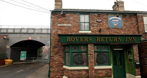 Coronation Street Rovers Return