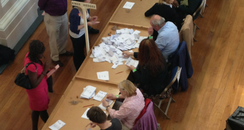 Cambridge Election Count