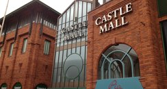 Castle Mall entrance
