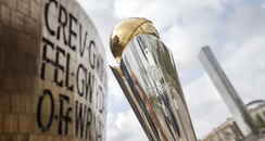 ICC Champions Trophy In Cardiff