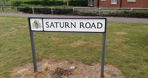 Saturn Road, Ipswich, Cordon 3