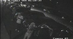 CCTV of Wycombe attempted murder