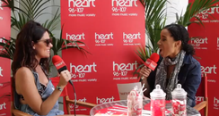 Eliza Doolittle interviewed at Heart In The Park