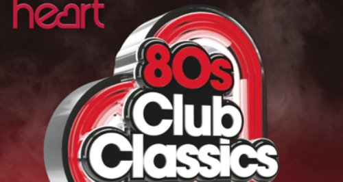 Heart Club Classics 80s CD
