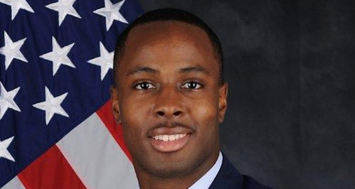 Staff Sergeant Anderson Johnson
