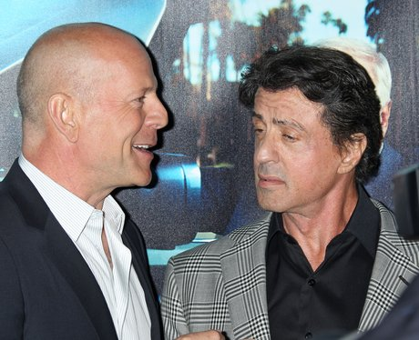 Biggest Celebrity Rivals - Pictures, Heart Bruce Willis Feud