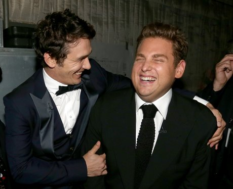 Roast of James Franco - Andy Samberg - The Roast Gets Dark ...