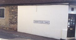 Newmarket head injury woman Grosvenor Yard