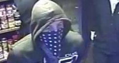 Peterborough Off-Licence Robbery