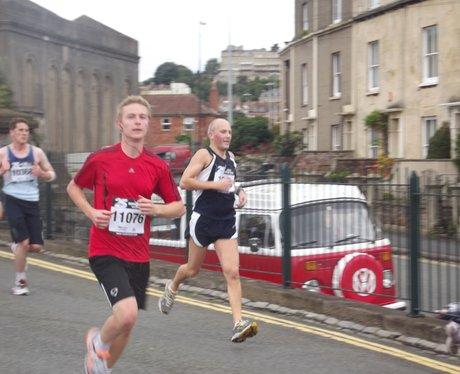 2013- Bristol Half Marathon- The Race Gallery Four
