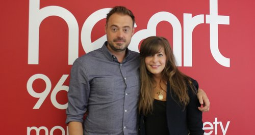 Jamie Theakston & Lucy Horobin