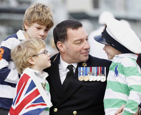 Sailors Reunited