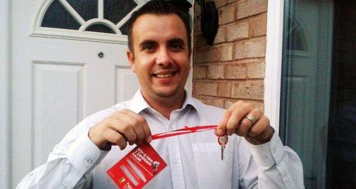 Heart House Key Winner Neil