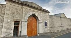 Maodstone Prison