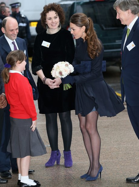 Kate Middleton attends charity event