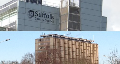 Norfolk and Suffolk County Council