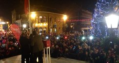 Northampton Christmas Lights 2013
