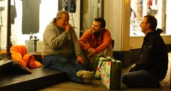 Rough Sleepers in Brighton & Hove