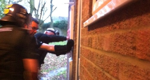 Swindon drugs raids