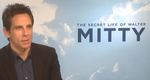 Ben Stiller interview with Lucy